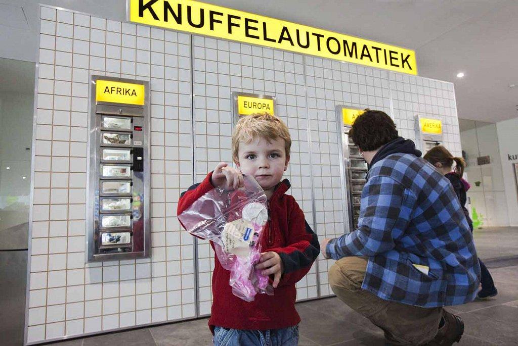 Knuffelautomatiek